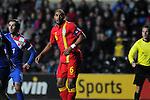 FIFA 2014 World Cup Qualifier - Wales v Croatia - Swansea - 26th March 2013 :  Wales football Captain Ashley Williams.