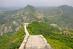 Great Wall of China. Simatai Section.