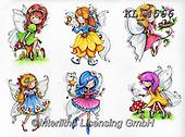 Interlitho-Theresa, CUTE ANIMALS, LUSTIGE TIERE, ANIMALITOS DIVERTIDOS, paintings+++++,elfen,KL4566,#ac#, EVERYDAY ,fairy,stickers mermaid,mermaids,fantasy