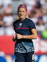 Kristie Mewis.  The USWNT defeated Brazil, 4-1, at an international friendly at the Florida Citrus Bowl in Orlando, FL.