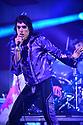 FORT LAUDERDALE, FL - SEPTEMBER 01: Singer Luke Spiller of The Struts performs live on stage at Revolution Live on September 1, 2021 in Fort Lauderdale, Florida.  ( Photo by Johnny Louis / jlnphotography.com )