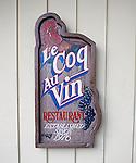 Le Coq Au Vin Restaurant, Orlando, Florida