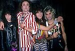 QUIET RIOT Quiet Riot Capitol Theater, NJ 1984 Rudy Sarzo Frankie Banali