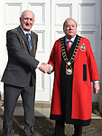 Lord Mayor of Dublin Wreath Laying