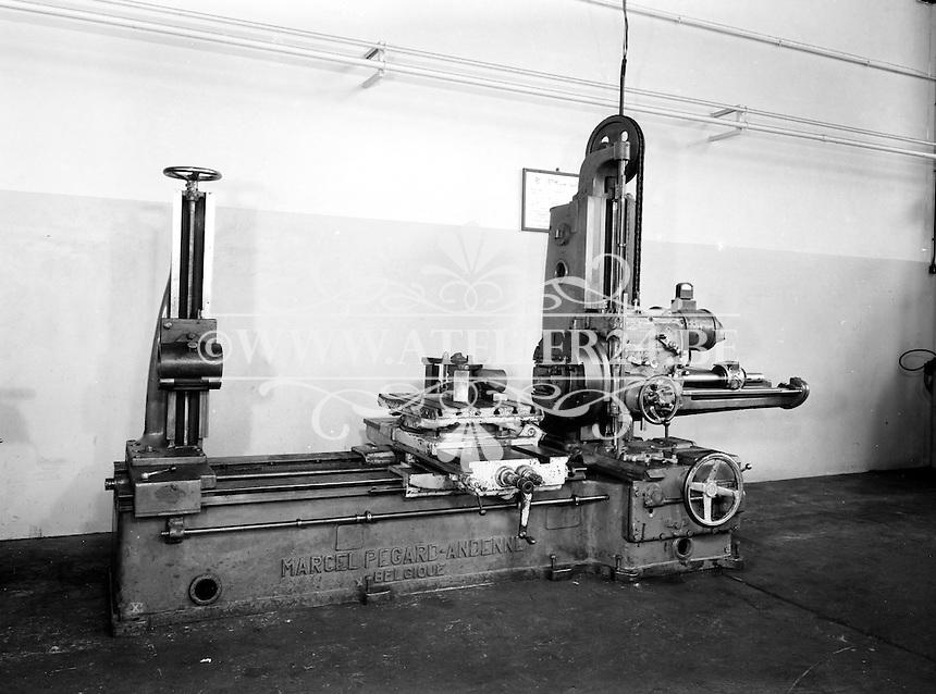 Atlas Copco Arpic augustus 1958.