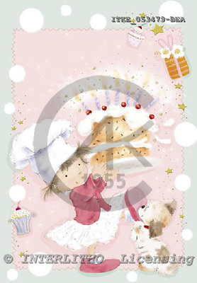Isabella, CHILDREN, paintings, ITKE053479-BEA,#k# Kinder, niños, illustrations, pinturas ,everyday
