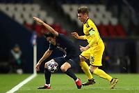 Paris St Germain's Edinson Cavani in action with Borussia Dortmund's Lukasz Piszczek    <br /> Photo Pool/Panoramic/Insidefoto