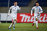 Uzbekistan vs South Korea during the AFC U23 Championship China 2018 Semi-Finals match at Kunshan Sports Center on 23 January 2018, in Kunshan, China. Photo by Zhenbin Zhong / Power Sport Images