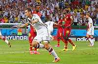 Germany vs Ghana, June 21, 2014