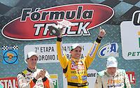 BRASILIA, DF, 04 DE DEZEMBRO 2011 - FORMULA TRUCK BRASILIA - Campeao Felipe Giaffone durante Formula Truck etapa de Brasília no Autodromo Internacional Nelson Piquet Foto: Ed Alves - News Free