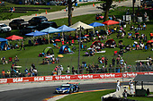 IMSA WeatherTech SportsCar Championship<br /> Continental Tire Road Race Showcase<br /> Road America, Elkhart Lake, WI USA<br /> Sunday 6 August 2017<br /> 93, Acura, Acura NSX, GTD, Andy Lally, Katherine Legge<br /> World Copyright: Richard Dole<br /> LAT Images<br /> ref: Digital Image RD_RA_2017_054