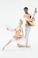 St. Louis Ballet 2014 season promo images