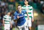 Celtic v St Johnstone...23.01.16   SPFL  Celtic Park, Glasgow<br /> Steven MacLean celebrates his goal<br /> Picture by Graeme Hart.<br /> Copyright Perthshire Picture Agency<br /> Tel: 01738 623350  Mobile: 07990 594431