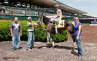 Centripetal Motion winning at Delaware Park on 6/5/13
