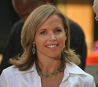 KATIE COURIC<br /> AT THE TODAY SHOW'S SUMMER CONCERT SERIES AT NBC STUDIOS, ROCKEFELLER CENTER, NEW YORK CITY 07/02/2005<br /> Photo By John Barrett/PHOTOlink /MediaPunch