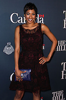 WASHINGTON D.C., USA - MAY 02: Alicia Quarles at The Hill and Entertainment Tonight Celebrate The White House Correspondents' Dinner Weekend held at the Embassy of Canada on May 2, 2014 in Washington D.C., United States. (Photo by Xavier Collin/Celebrity Monitor)