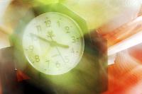 Il tempo che corre. The time it runs.....