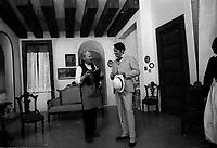 ARCHIVE -<br /> <br /> DONA ROSITA au Theatre du Rideau Vert,<br /> fevrier 1967<br /> <br /> Photo : Agence Quebec Presse  - Alain Renaud