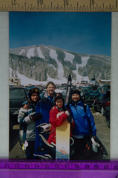 Kieffer family skiing at Eldora Ski ARea, Colorado