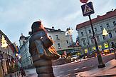 Die belarussische Journalistin Natalia Rodina wurde in ihrer Heimat vom Geheimdienst KGB verfolgt und abgehört. Sie flüchtete in die litauische Hauptstadt Vilnius. / The belarussian journalist Natalia Rodin was monitored by the bealrussian secret service KGB. She fled to Vilnius