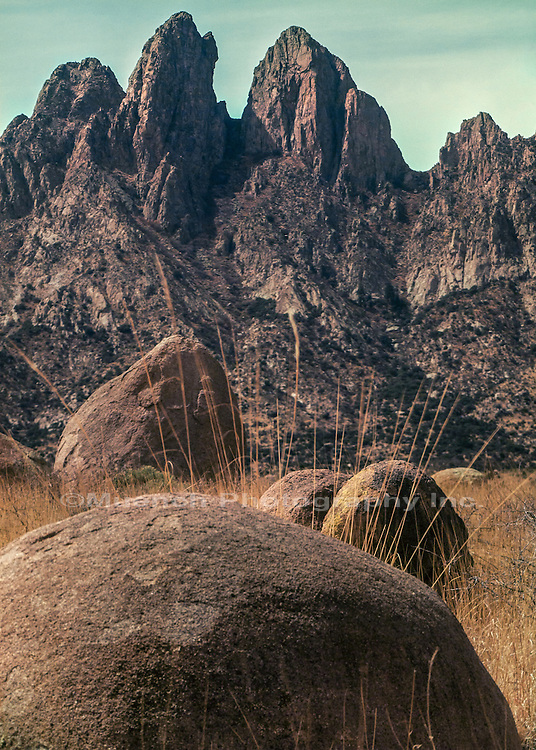 Organ Mountains, New Mexico