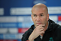 Soccer: Press Conference prior to FIFA Club World Cup UAE 2017 Final : Real Madrid 1-0 Gremio