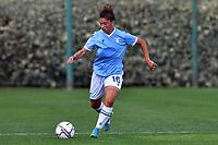11th September 2021;  Mirko Fersini Stadium, Rome, Italy ; Serie A Womens championship football, Lazio versus Milan ; Antonietta Castiello of SS Lazio Woman takes a shot at goal