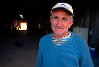 Farm Worker Ivan Cindric, Favero's Farm, Dimbulah, 2003.