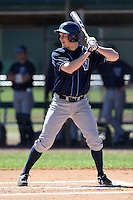 February 26, 2010:  Justin Bencsko of the Villanova Wildcats during the Big East/Big 10 Challenge at Raymond Naimoli Complex in St. Petersburg, FL.  Photo By Mike Janes/Four Seam Images