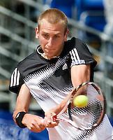 16-7-08, Amersfoort, Tennis, Dutch Open,  Thiemo de Bakker