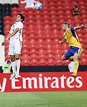AL JAZIRA (UAE) vs PAKHTAKOR (UZB) during the 2016 AFC Champions League Group C Match Day 5 match at Mohammed Bin Zayed Stadium on 19 April 2016 in Abu Dhabi, United Arab Emirates.