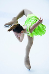 Hannah Harrell of USA competes in Junior Ladies group during the Asian Open Figure Skating Trophy 2017 on August 05, 2017 in Hong Kong, China. Photo by Marcio Rodrigo Machado / Power Sport Images