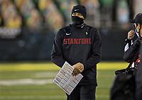 Stanford Football v University of Oregon, November 07, 2020