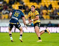 30th April 2021; Wellington, New Zealand;  Hurricanes Billy Proctor.  Hurricanes versus  Highlanders, Super Rugby, Sky Stadium, Wellington New Zealand, Friday 30 April 2021.