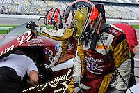 John Pew in for Mark Wilkins, #60 Michael Shank Racing Ford/Riley