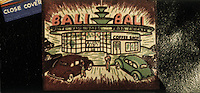 Drive-in's:  Bali Bali, San Diego, Midway area.  Matchbook, 1930's.  CALIFORNIA MAGAZINE. May 1983.