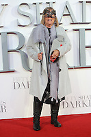 """Linda Robson<br /> at the """"Fifty Shades Darker"""" premiere, Odeon Leicester Square, London.<br /> <br /> <br /> ©Ash Knotek  D3223  09/02/2017"""