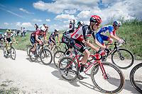 "Stefano Oldani (ITA/Lotto Soudal) <br /> <br /> 104th Giro d'Italia 2021 (2.UWT)<br /> Stage 11 from Perugia to Montalcino (162km)<br /> ""the Strade Bianche stage""<br /> <br /> ©kramon"