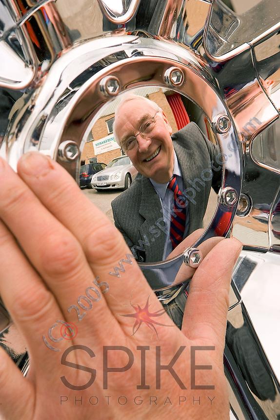 Beissbarth UK Ltd's MD Philip Hodges