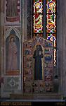 Bardi St Francis 1250-60 St Clare Giotto 1320-25 Bardi Chapel Santa Croce Florence
