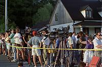 FILE - La crise d'Oka en 1990<br /> <br /> PHOTO  :<br /> -  Agence Quebec Presse