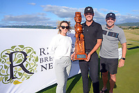 Tyler Wood. Day four of the Renaissance Brewing NZ Stroke Play Championship at Paraparaumu Beach Golf Club in Paraparaumu, New Zealand on Sunday, 21 March 2021. Photo: Dave Lintott / lintottphoto.co.nz