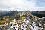 Hart's Pass in the Cascade Moutains of Washington State. This is the highest point you can drive to in the state.