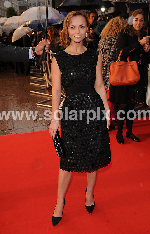 **ALL ROUND PICTURES FROM SOLARPIX.COM**.**WORLDWIDE SYNDICATION RIGHTS**.Red carpet arrivals at the UK premiere of 'Speed Racer', held at The Empire, Leicester Square, London.This pic.Christina Ricci.JOB REF:   6288    SSD     DATE:29_04_2008.**MUST CREDIT SOLARPIX.COM OR DOUBLE FEE WILL BE CHARGED* *UNDER NO CIRCUMSTANCES IS THIS IMAGE TO BE REPRODUCED FOR ANY ONLINE EDITION WITHOUT PRIOR PERMISSION*