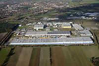 Amazon Winsen: EUROPA, DEUTSCHLAND, NIEDERSACHSEN, WINSEN,  (EUROPE, GERMANY), 30.10.2017:  Online-Versandhändler Amazon Logistikzentrum in Winsen. 64000 Quadratmeter Logistik Fläche des Grosskonzern