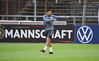 Mahmoud Dahoud (Deutschland Germany) <br /> - 05.10.2020: Training der Deutschen Nationalmannschaft, Suedstadion Koeln<br /> DISCLAIMER: DFB regulations prohibit any use of photographs as image sequences and/or quasi-video.