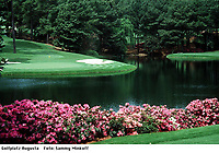 4th April 1999, Augusta GA, USA; The US Masters