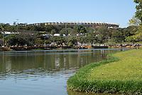 General view of Belo Horizonte Stadium - Estadio Mineirao