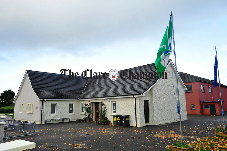 Tulla National School. Photograph by Declan Monaghan