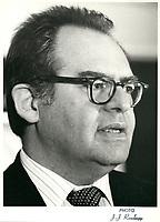 Herb Gray<br /> , le 3 juin 1980<br /> <br /> <br /> PHOTO :   Agence Quebec Presse